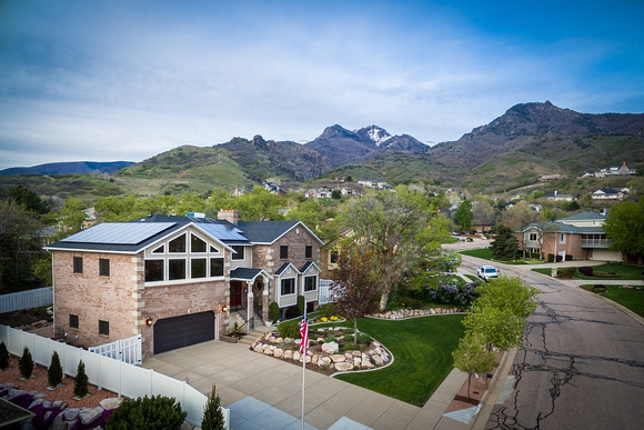 Salt Lake City Utah Aerial Drone Real Estate Photographer