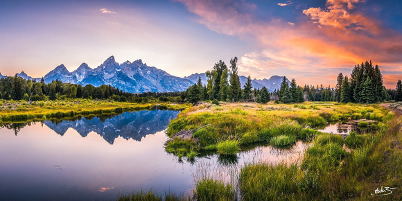 Schwabacher's Landing | Grand Teton National Park