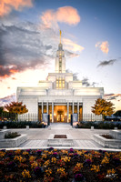 The End of a Season | Draper Utah Temple