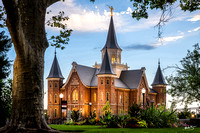 A Fairytale Castle | Provo City Center Temple