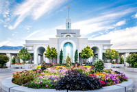 Last Day of Summer | Mount Timpanogos Temple