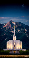 Celestial Rise | Oquirrh Mountain Temple